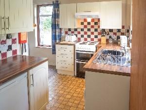 Rainbow Cottage Kitchen Area