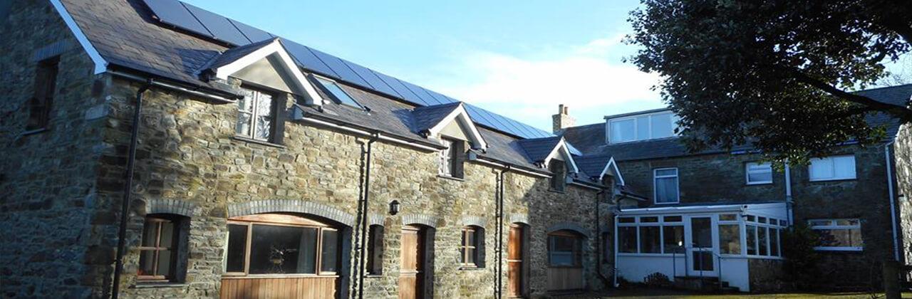 Llainwen Cottages