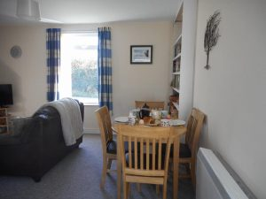 Dining Area - Rainbow Cottage