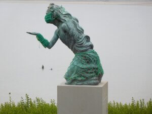 NQ Statue
